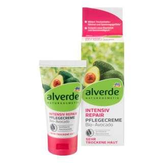 德國 alverde 天然有機護膚品 - 牛油果修護日霜  (50毫升)