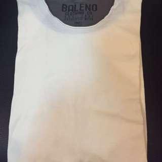 Baleno White Shirt