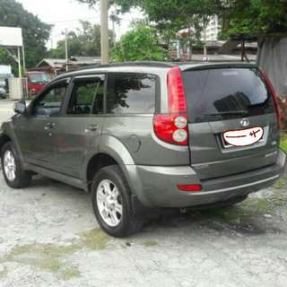 GWM Haval H5 2. 0(A) Turbo 4WD / Sambung Bayar / Car Continue Loan