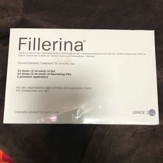 "🈹🈹""去紋神器""Fillerina (Grade 2)"