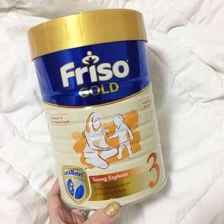 BN Friso Milk Powder (Stage 3) 900Grams