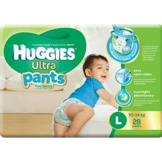 Huggies Pants L