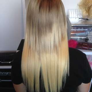 Hair Extensions $300