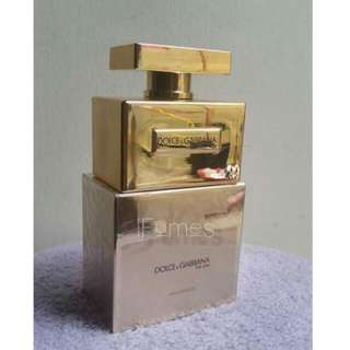 D&G The One Gold 2014 Edition