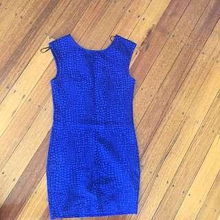 Witchery Mini  Dress Size 10