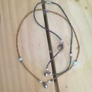 2 Necklaces