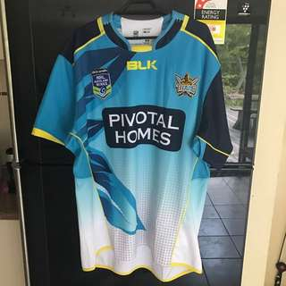 Gold Coast Titans Auckland 9's Official Jersey