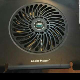 BNIB Coolermaster laptop fan, 14""