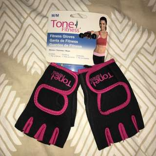 Brand New Women's Fitness Gloves