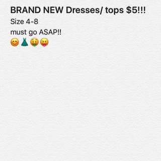 All New Clothes $5!!