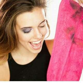 Magic Towel , Penghapus Make Up