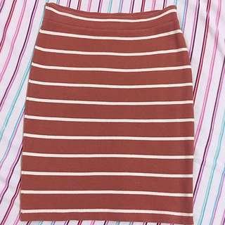 F21 Stretchable Skirt