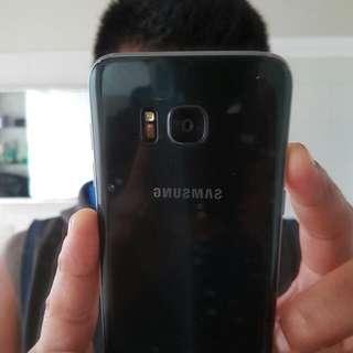 Samsung galaxy s7 edge, 32 gb . black