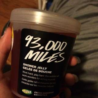 93.000 Miles Shower Jelly By Lush