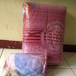 Sprei Set Dan Bed Cover Nya Size 100x200