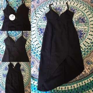 Black Dress From Dissh