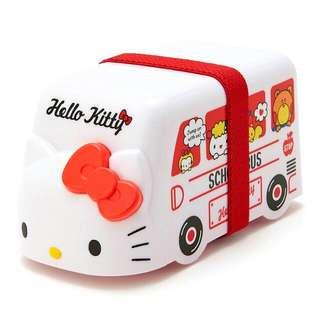 Hello Kitty巴士微波爐飯盒