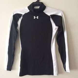 Under Armour ColdGear Shirt (Size M)