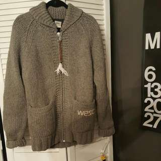 WESC Jacket/sweater