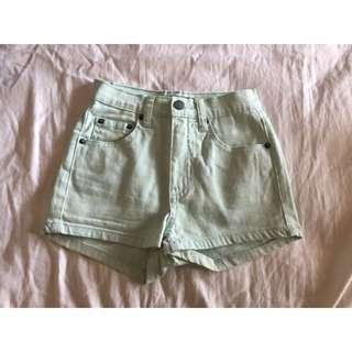 Cheap Monday High waisted Shorts