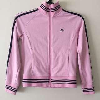 Pink Adidas Jacket (Size 085)