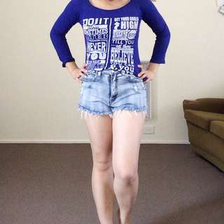 Jumper Royal Blue
