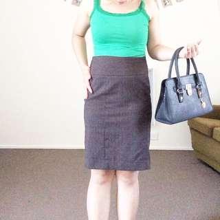 Skirt And Singlet