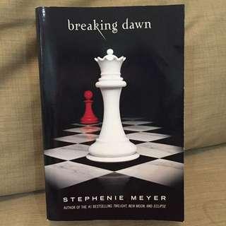 Breaking Dawn Book