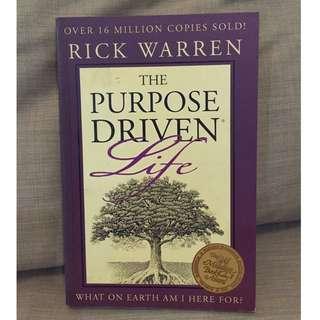 The Purpose Driven Life Book