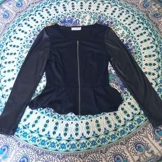 Shareen Peplum Jacket