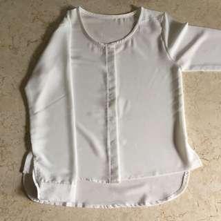 (New) White Blouse