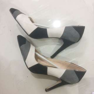 Zalora Black Heels Pumps