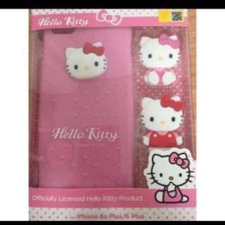 Hello Kitty Iphone6s Plus手機殼