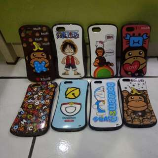 Cartoon Case for Iphone 5/5s
