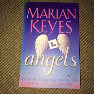 Marian Keyes Angels And Sushi For Beginners