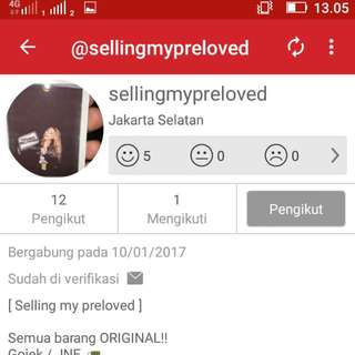 Recommended Seller 😍😄👍