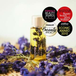 💜Linden Leaves Organic Rosehip & Avocado Oil Aromatherapy🍃