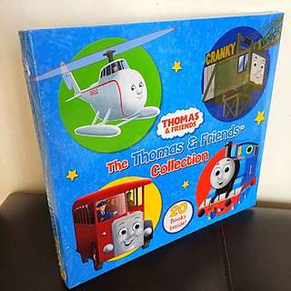 Thomas & Friends 20 Books Collection