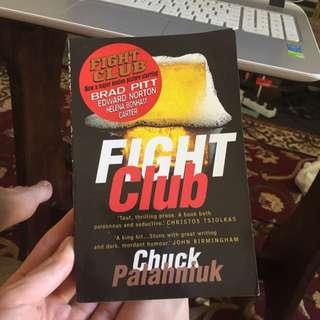 Fight Club The Book