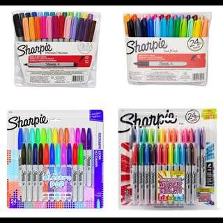 Sharpie Markers, 24Ct