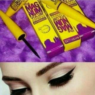 Eyeliner Magnum / Eyeliner Maybelline