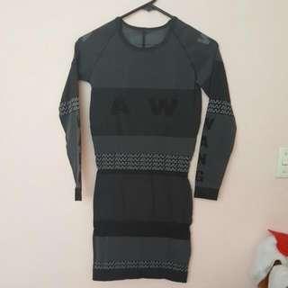 Alexander Wang X HM Jacquard-knit Dress