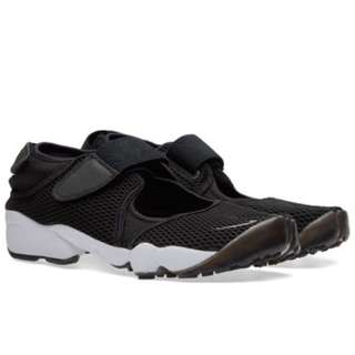 [PO] Nike Air Rift Black Cool Grey White