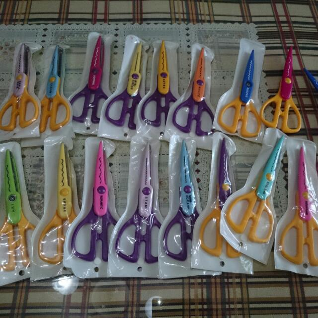 造型剪刀-總計15把