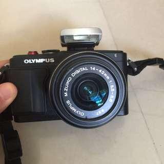 Olympus Epl 6 - Interchangeable Lens/mini Dslr