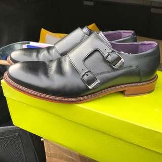 英國 Ted Baker Monk Shoes 孟克鞋
