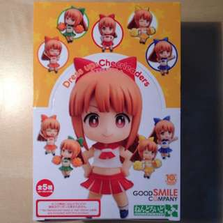 (Unopened Full Set) Nendoroid More Dress Up Cheerleaders