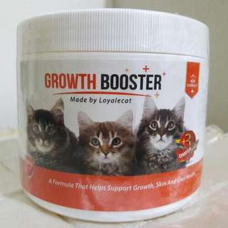 Growth Booster Supplement Food - Powder