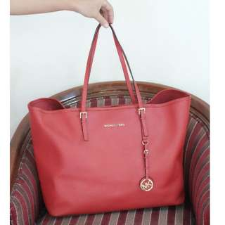 Red bag MK (ORI)