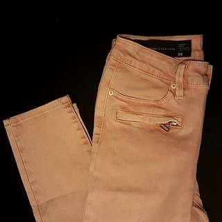 Amarni Exchange Salmon Pink Jeans